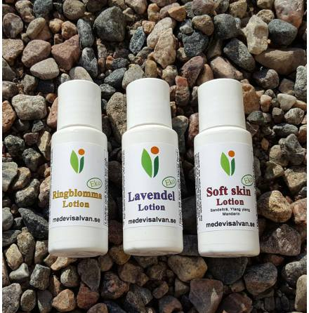 Bodylotion 3-pack 35ml