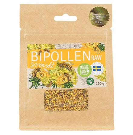 Bipollen, svensk & raw